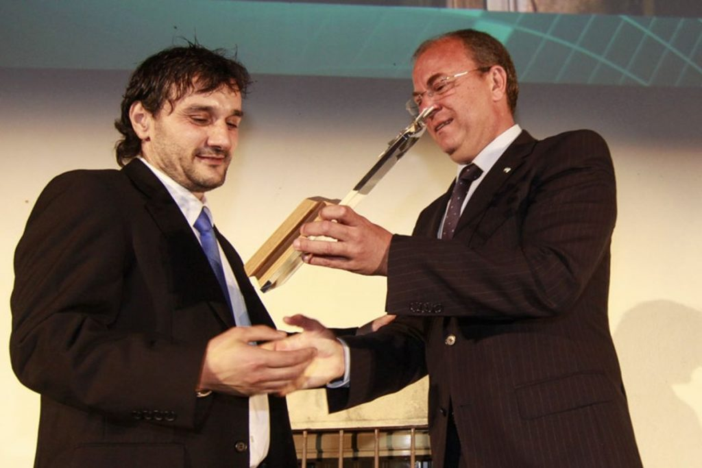 Premio Extremadura 2013